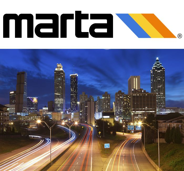 MARTA job opportunities in Atlanta