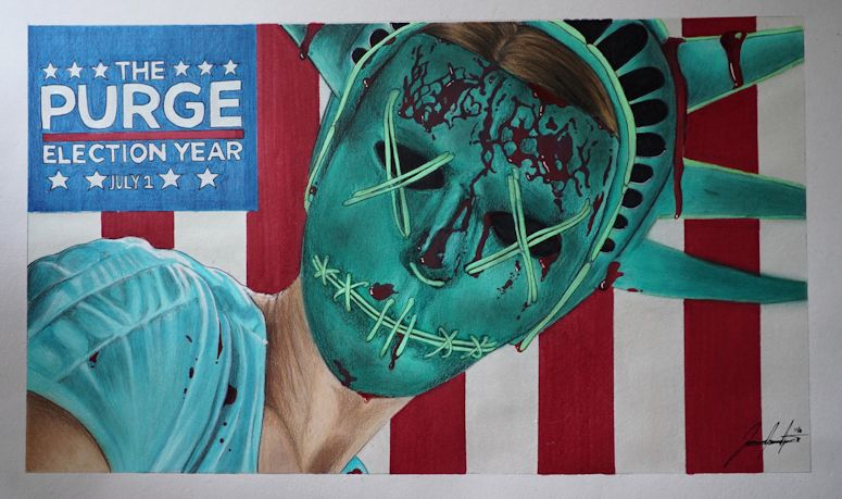 the purge artist jio lopez