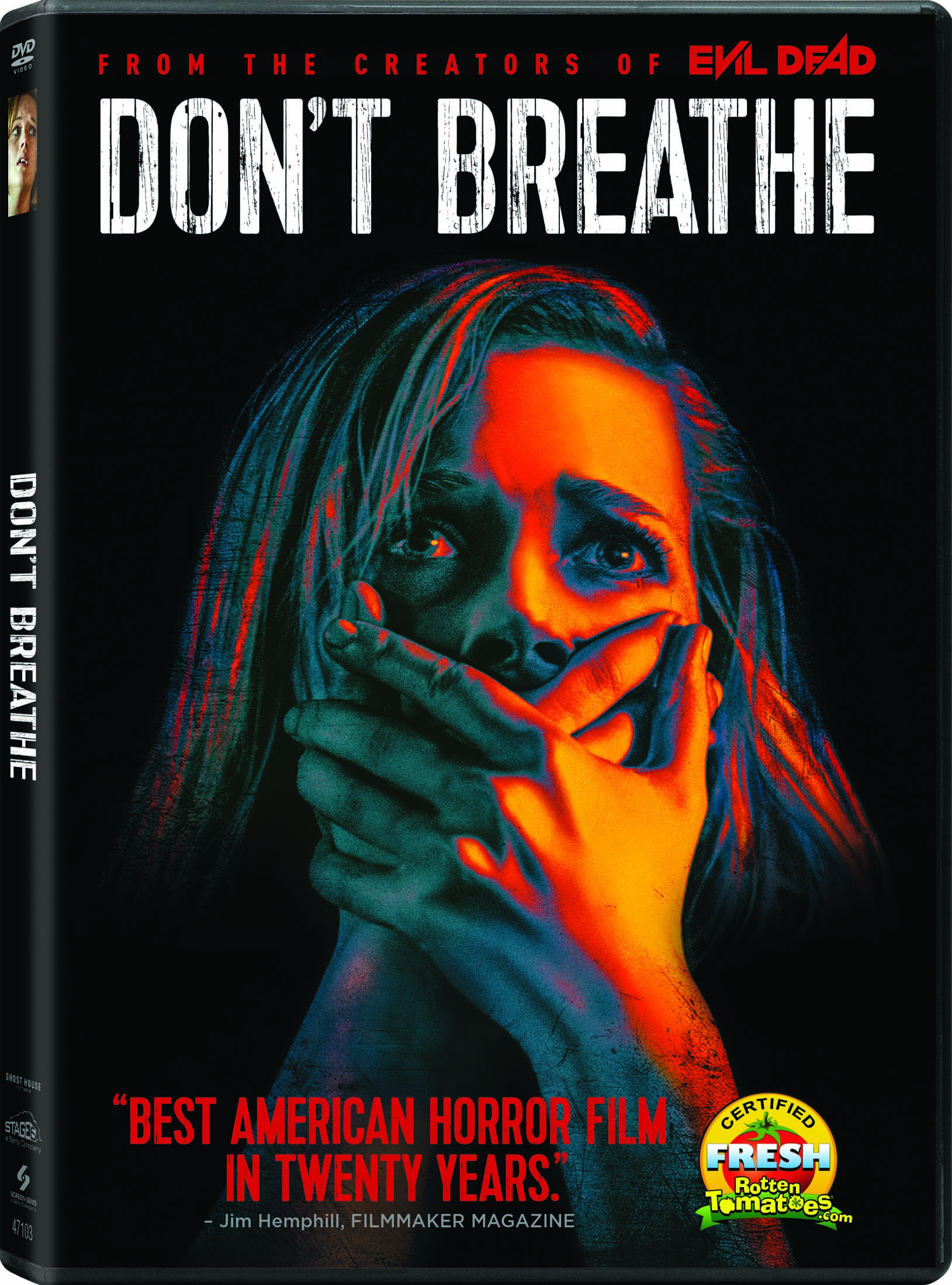 Don't Breathe Movie Thriller
