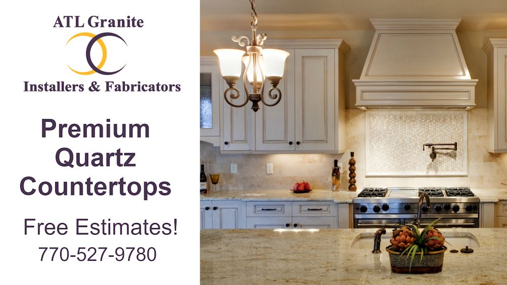 Quartz-Kitchen-Countertops-woodstock-ATL-Granite-Atlanta