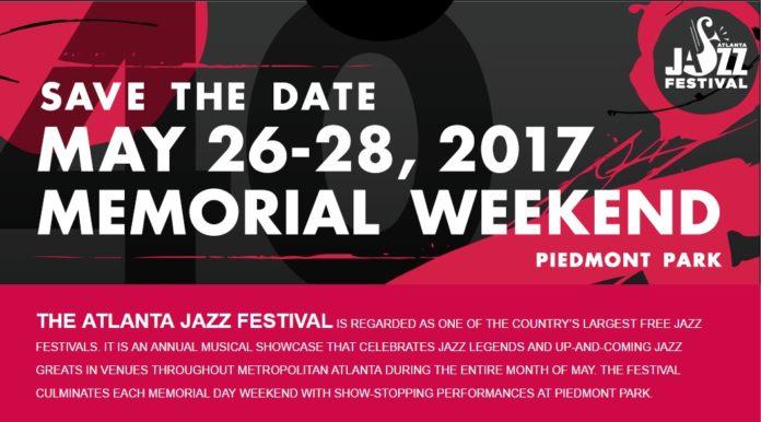 atlanta-jazz-festival-memorial-weekend-may-2017