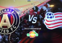 ATLUTD vs New England Revolution. Atlanta Latinos Magazine