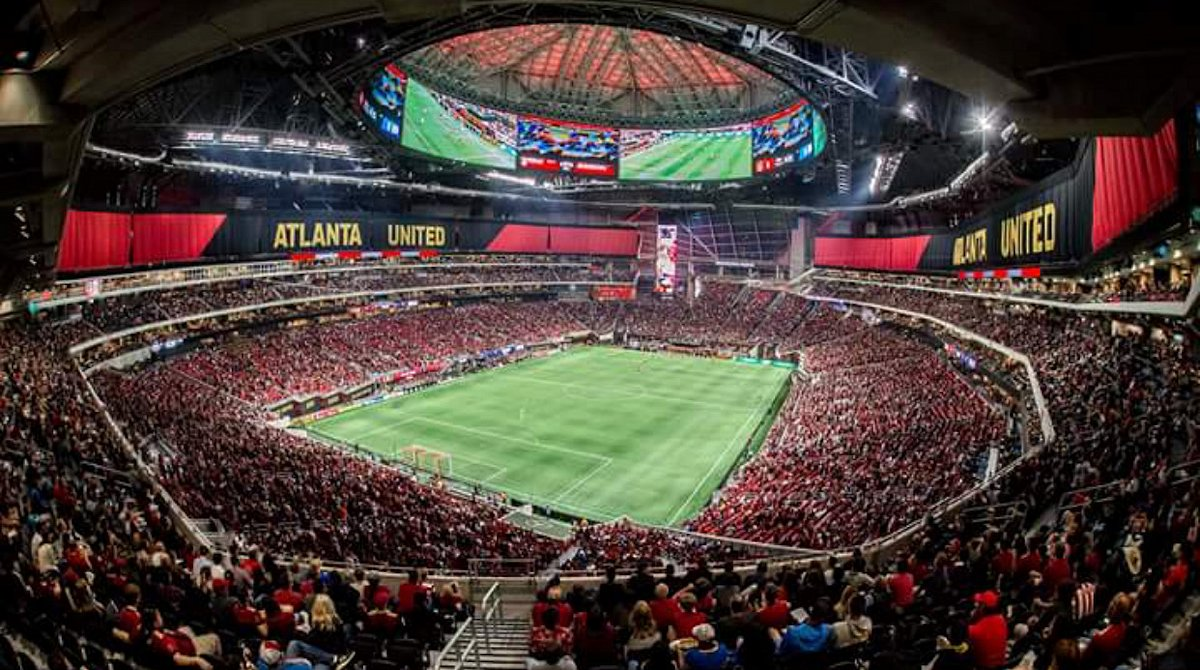 Atlanta united mlsatlanta latinos for Mercedes benz stadium calendar