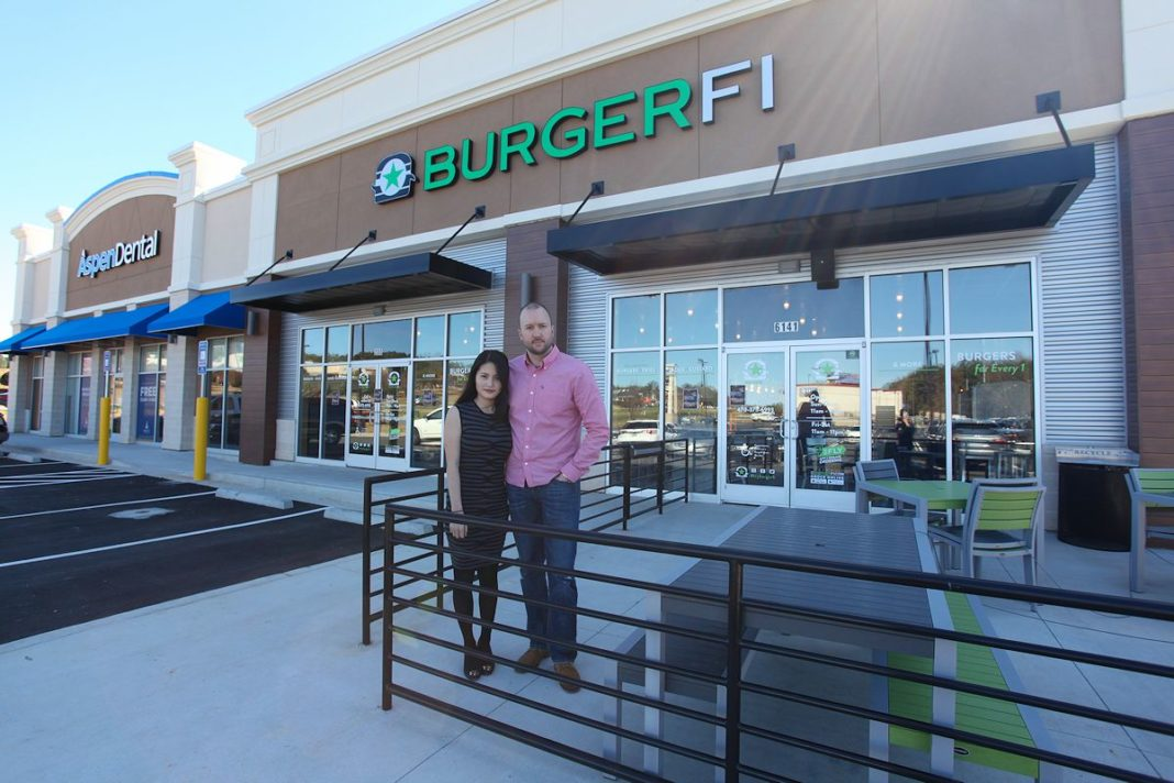BurgerFi New Location Norcross Georgia best burgers near Johns Creek