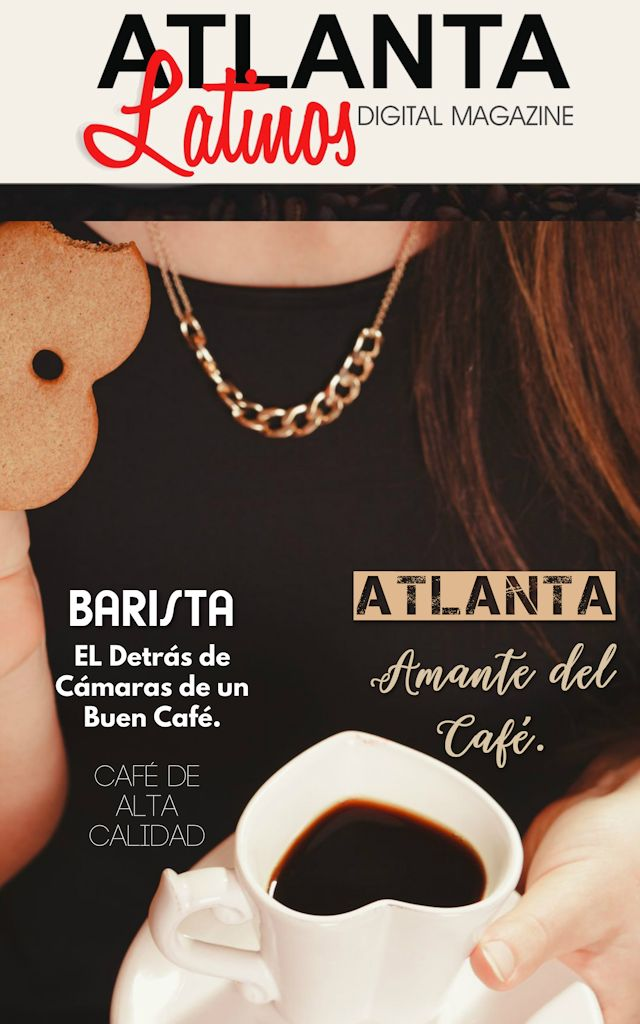 Atlanta Barista Coffee El Barista Cafe En Ga