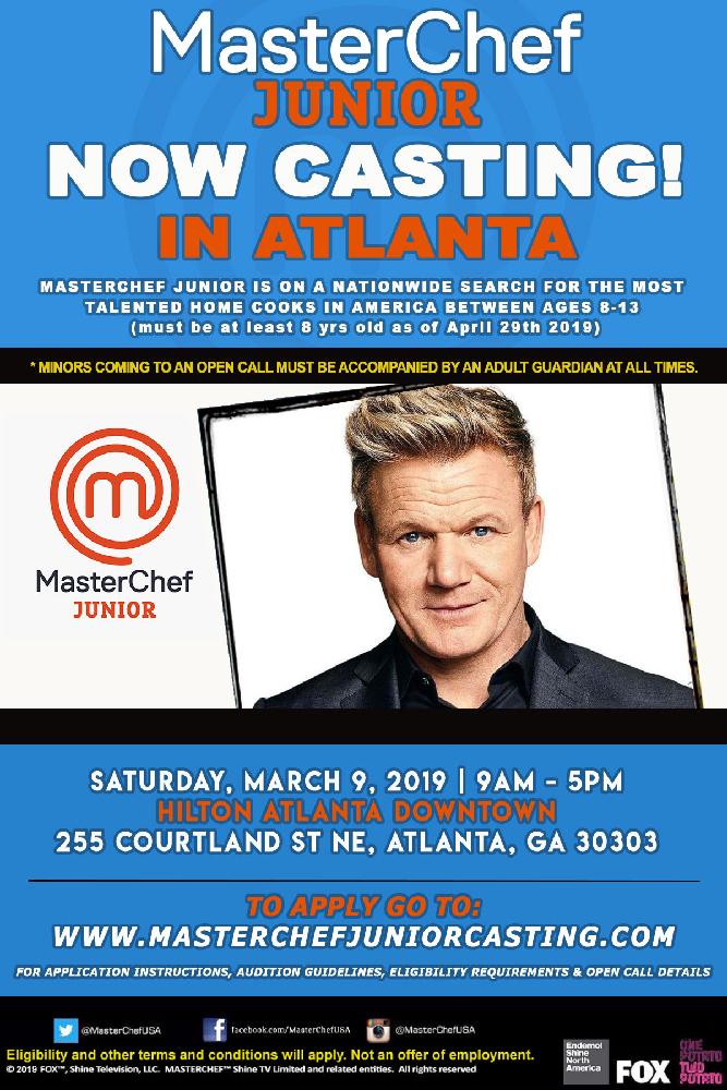 master-chef-junior-atlanta-2019-auditions