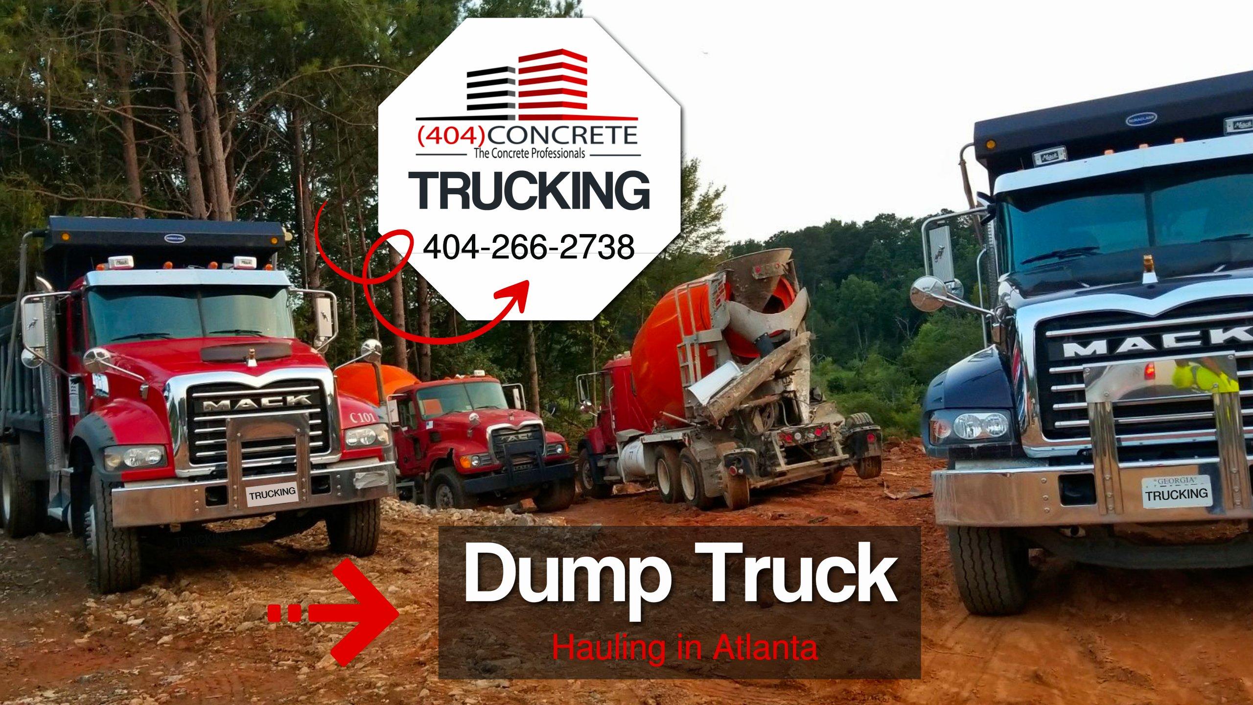 atlanta-dump-truck-hauling