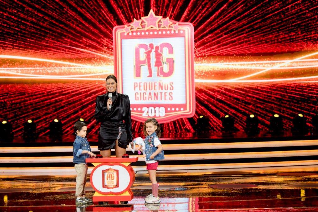 Pequeños Gigantes 2019 llegó a su segunda gala, y para concluir la fase de integración de los equipos, se presentó a Victoria