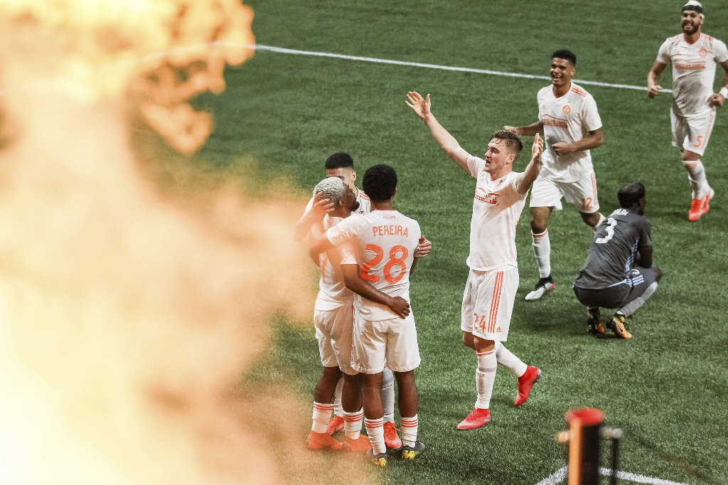 Atlanta United Conquers Minnesota