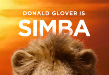 Disney Lion King 2019 Simba Donald Glover