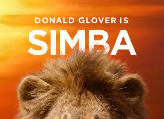 Disney Lion King 2019 Simba Donald Glover