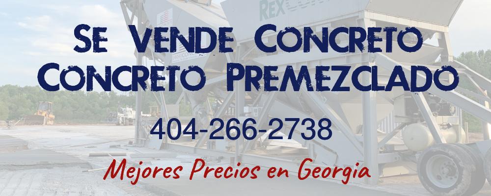 se-vende-concreto-premezclado-atlanta-georgia