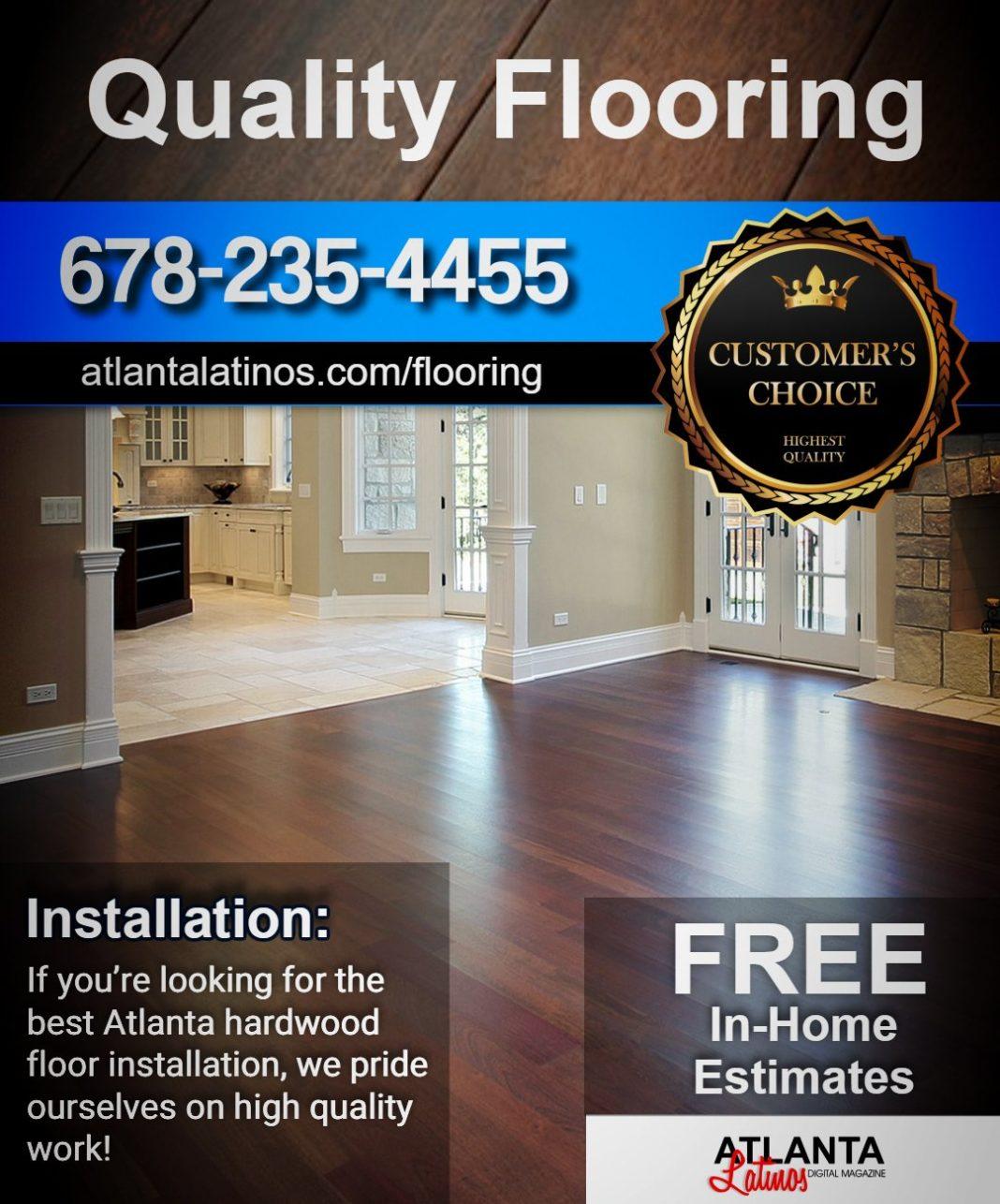 Atlanta Wood Flooring Installation