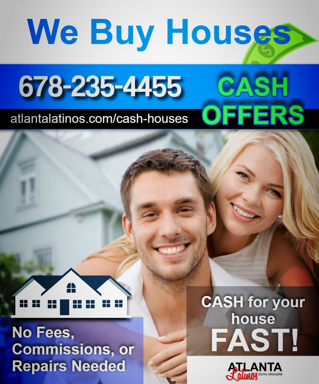 We Buy Houses Fast Cash Offers 678 235 4455