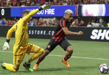 Atlanta United Tamps Down
