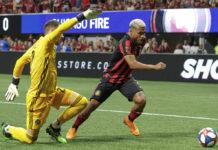 Atlanta United Tamps Down