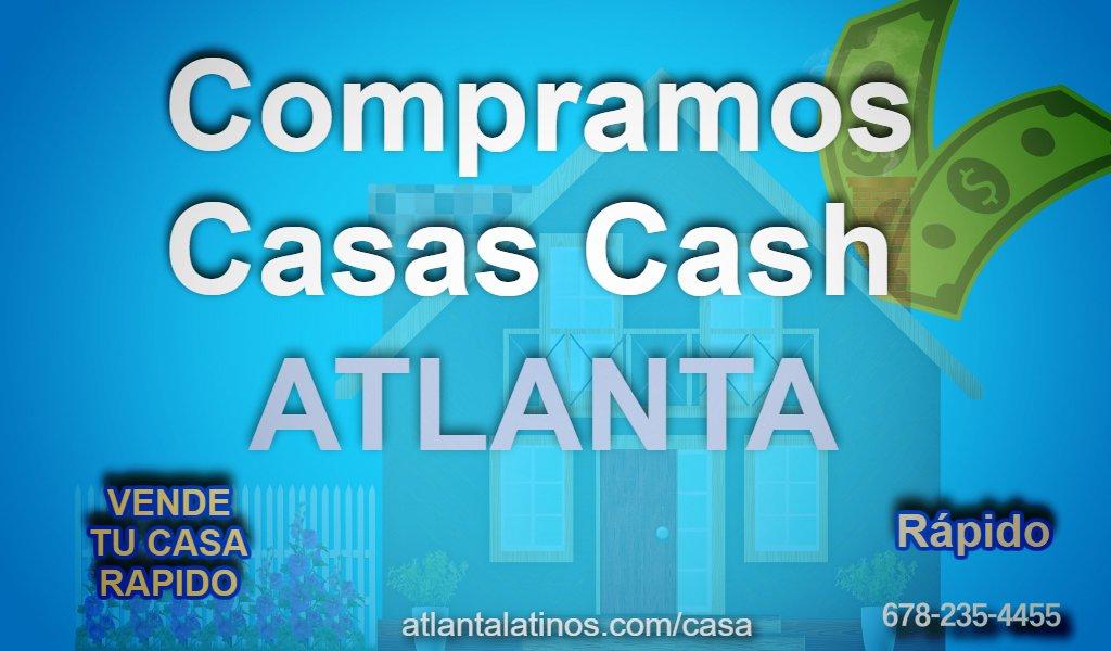 Compramos Casas Cash Atlanta