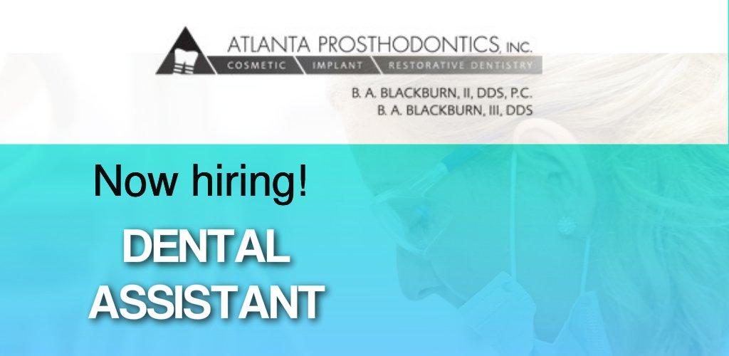 Atlanta Jobs Dental Assistant Position. Atlanta Latinos Magazine