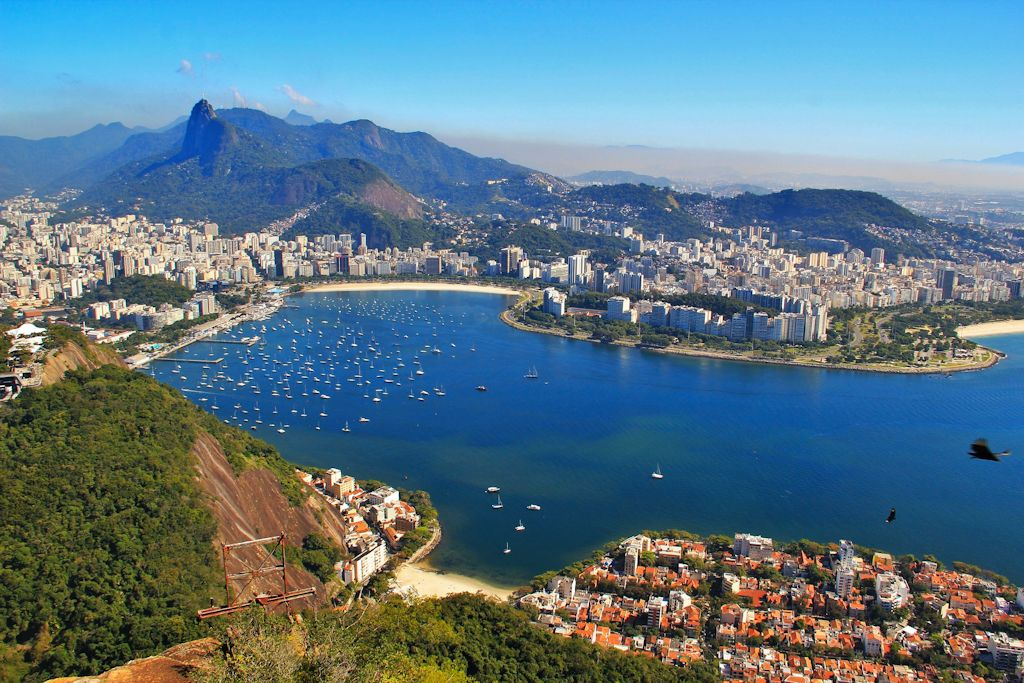 Viajes Rio De Janeiro Desde Atlanta=georgia Julissa Reportera
