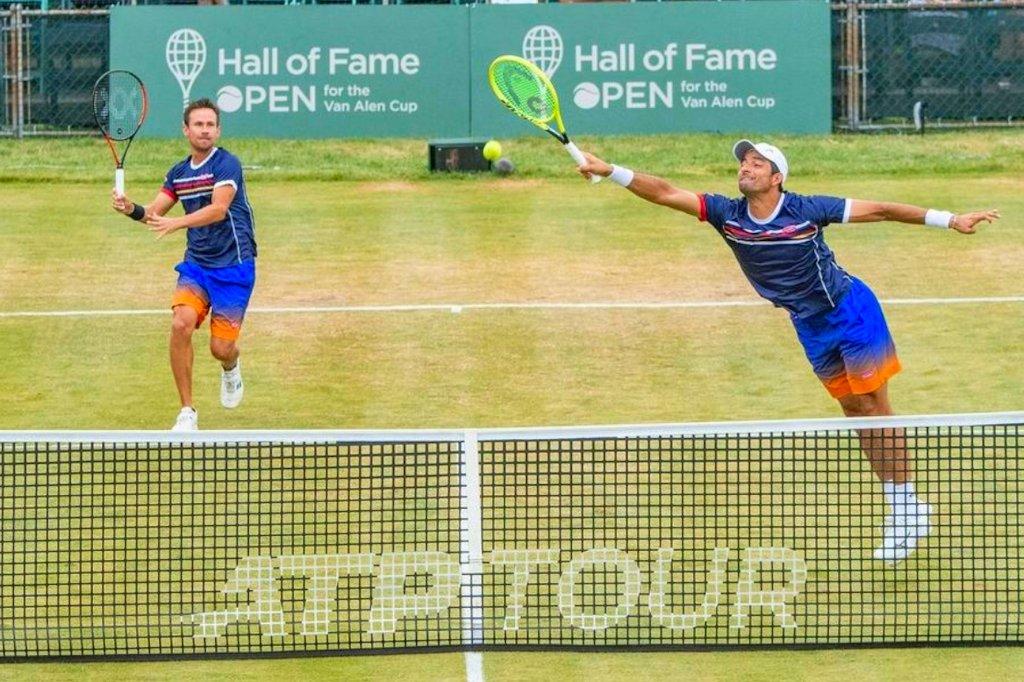 Arevalo Reyes Tennis Doubles 2