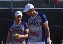 Arevalo Reyes Tennis Doubles