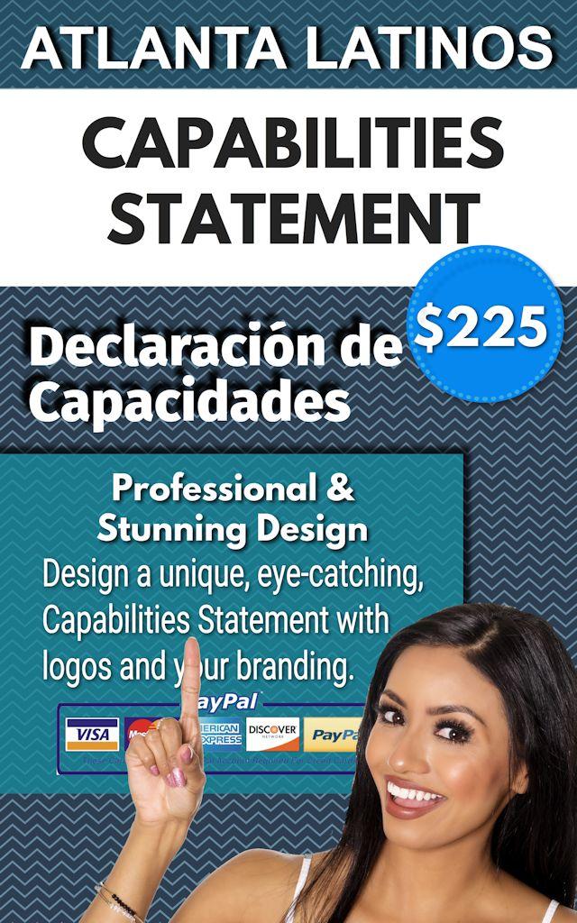 atlanta-declaracion-de-capacidades-capabilities-statement-price