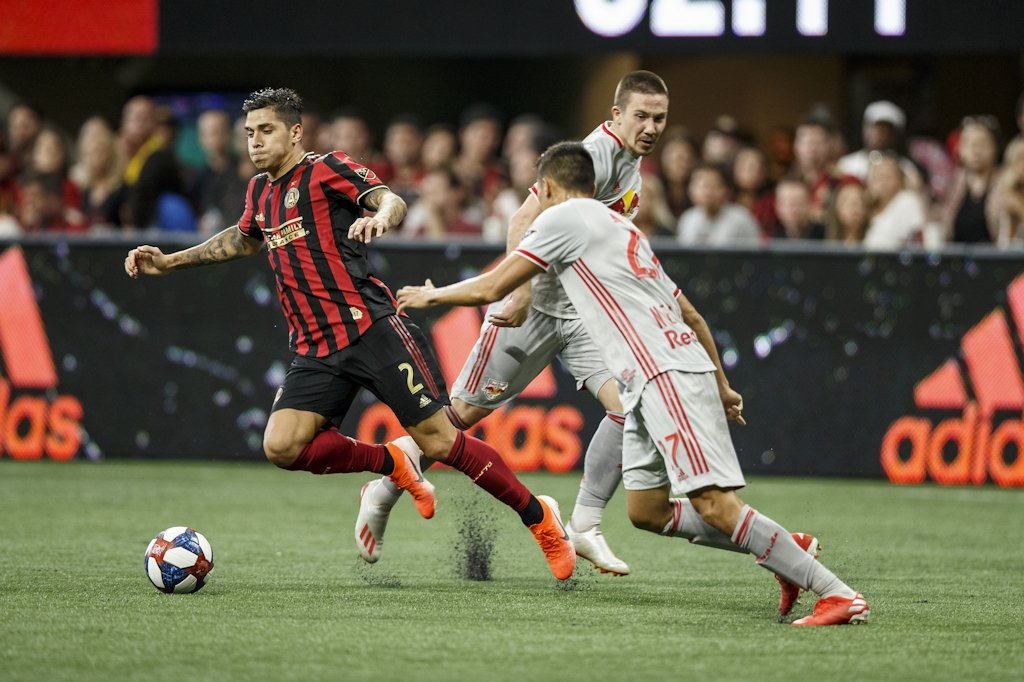Atlanta United Vs New York Red Bulls Martinez Photo Katie Gillen