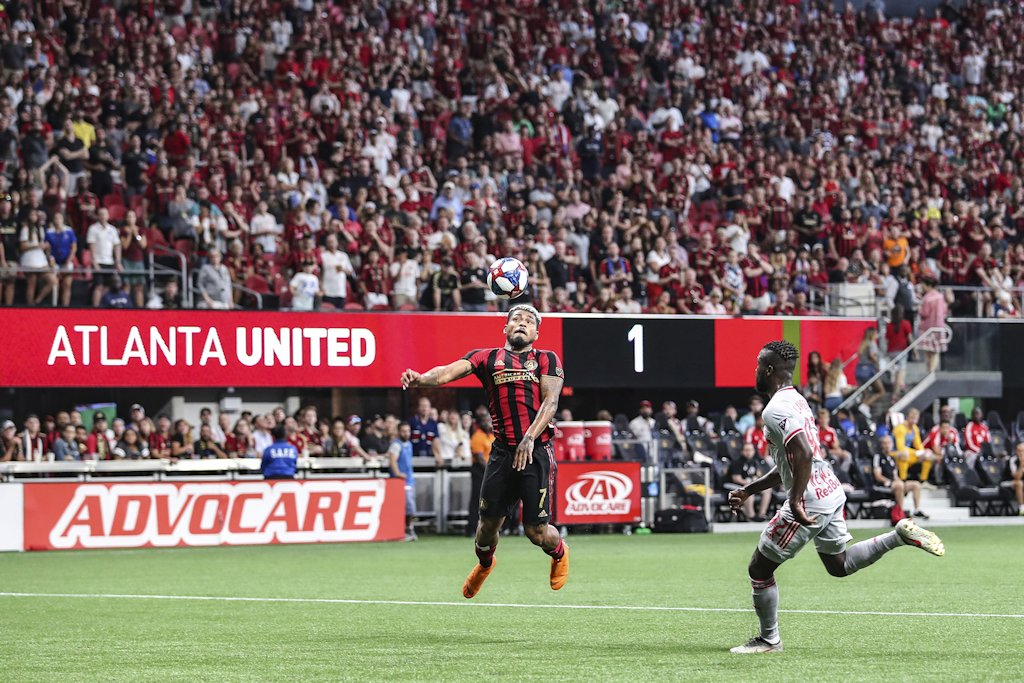 Atlanta United Vs New York Red Bulls Martinez