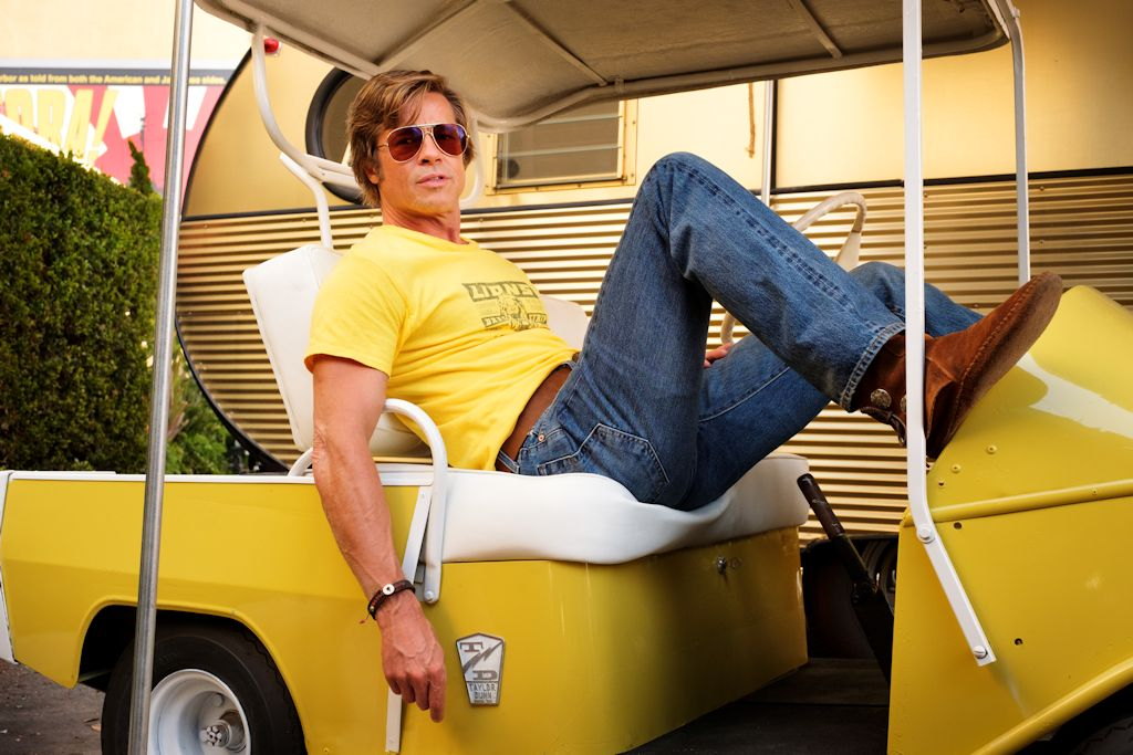 """Brad Pitt Star In Columbia Pictures Òonce Upon A Time In Hollywood"""""""