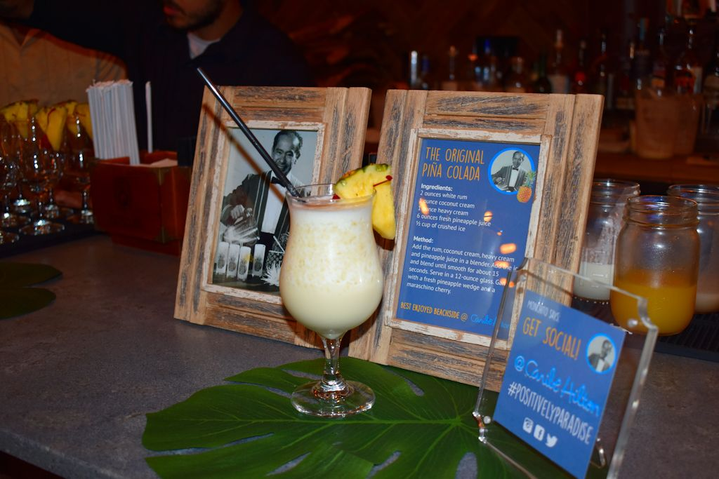 Caribe Hilton Hotel And Resort Pina Colada Origin #elsuperpan
