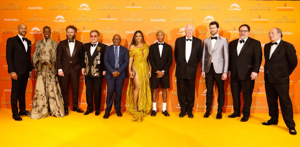 Disney Lion King London Premiere 2019 01