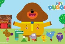 Hey Dugee De Cbeebie Comcast Kids