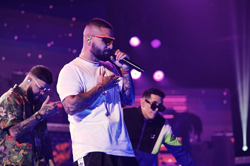 Farruko Premios Juventud Rehearsals 2019 #atlantalatinos