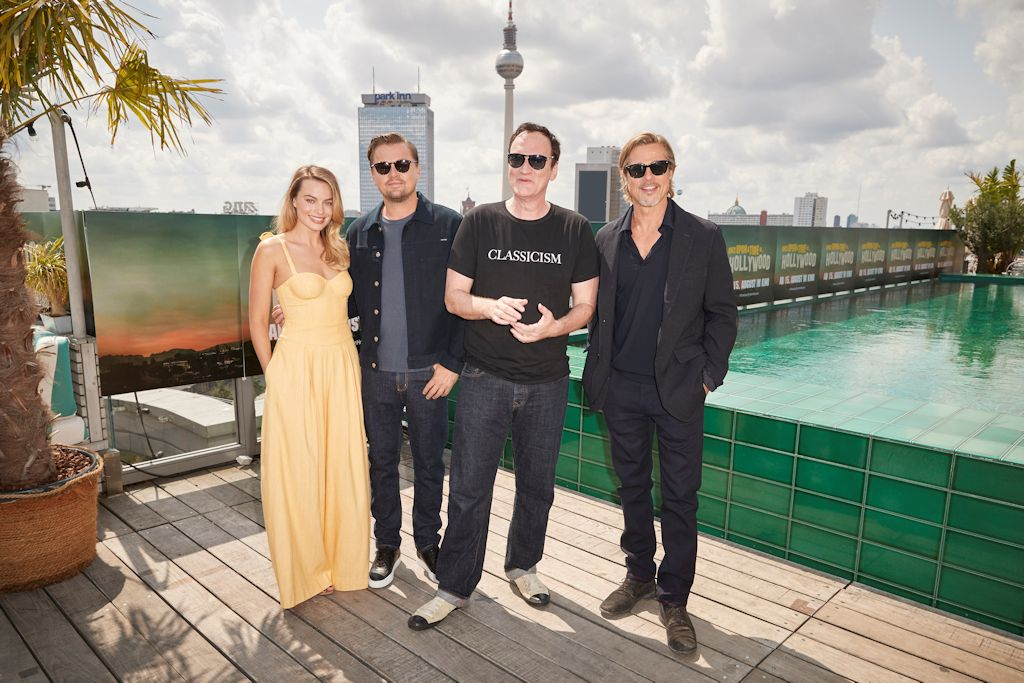 Once Upon A Time In Hollywood Berlin 1