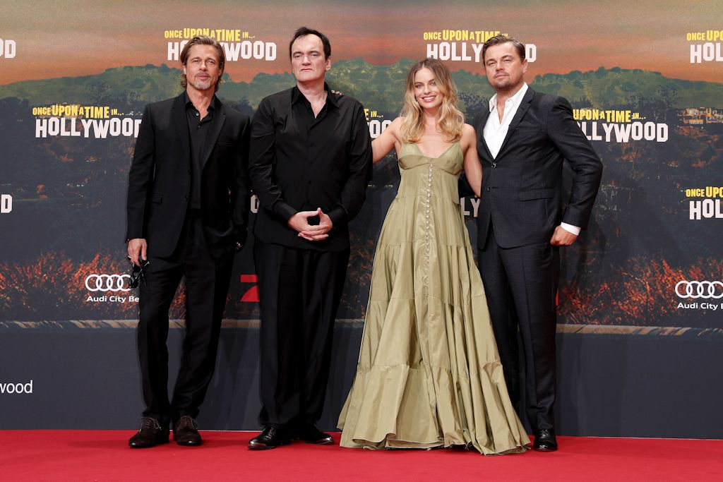 Once Upon A Time In Hollywood Berlin
