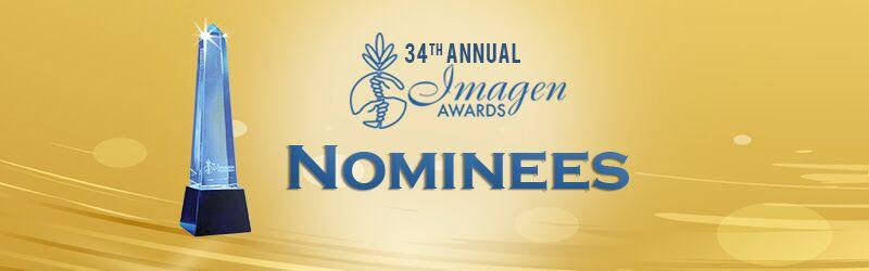 Nominees Premios Imagen Foundation 34 Edicion