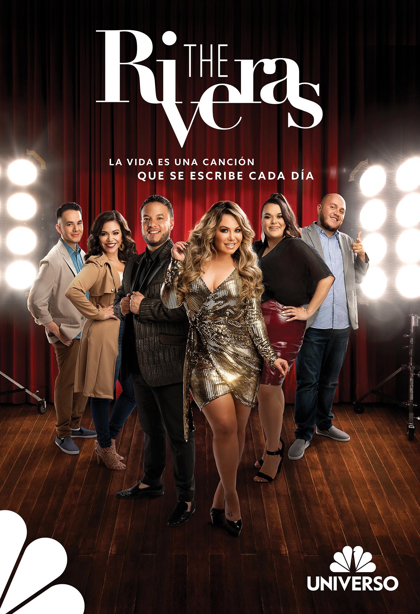 The Riveras Familia Latina Universo