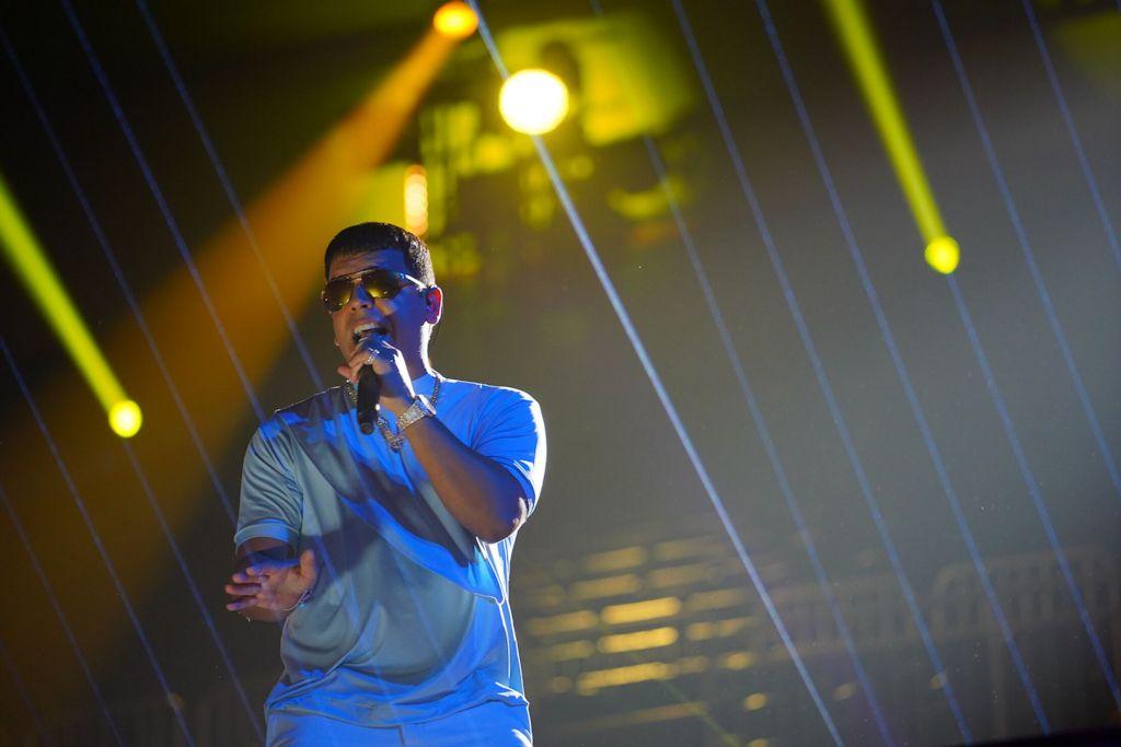 Tito El Bambino Premios Juventud Rehearsals 2019