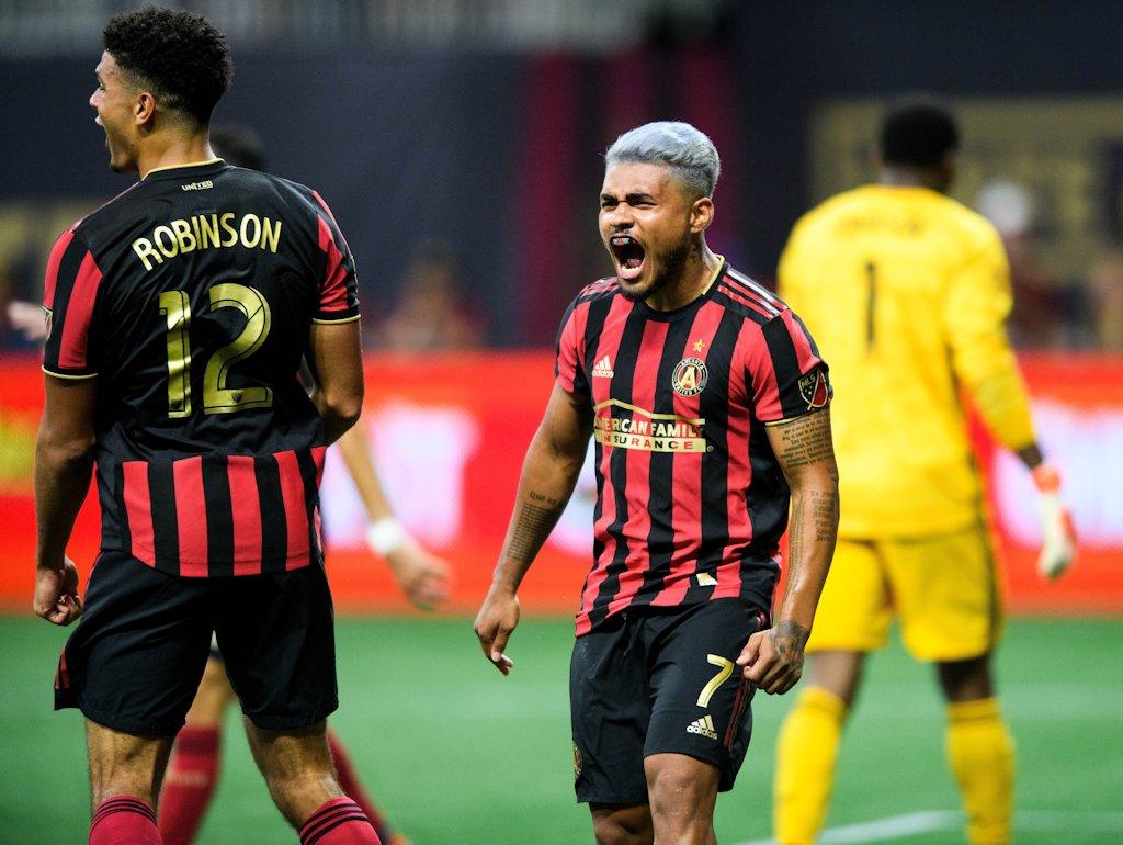 Atlutd Josef Martinez Atlanta United V Nycfc