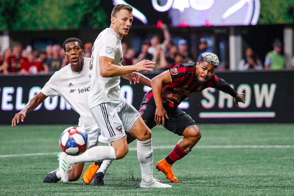 Atlutd vs La Galaxy August 03