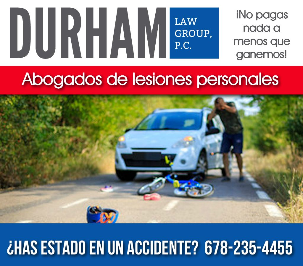 Abogados De Accidentes Marietta Ga