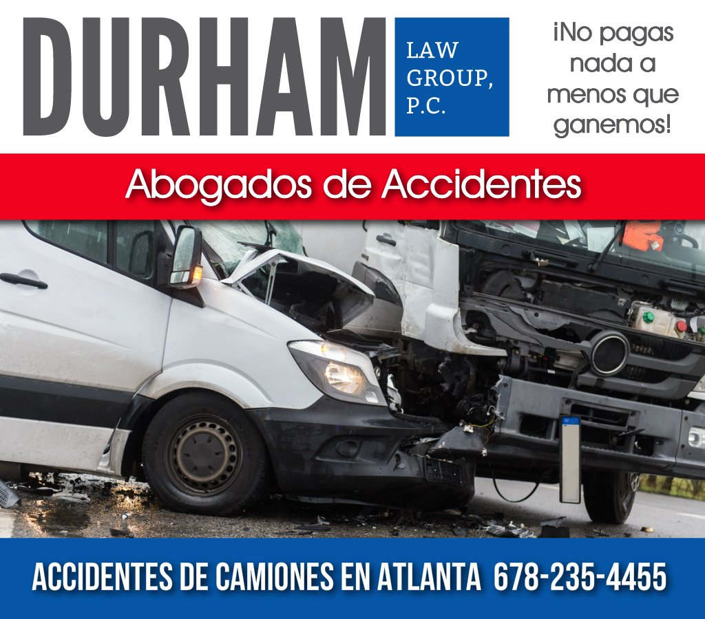 Accidentes De Camiones Marietta Ga