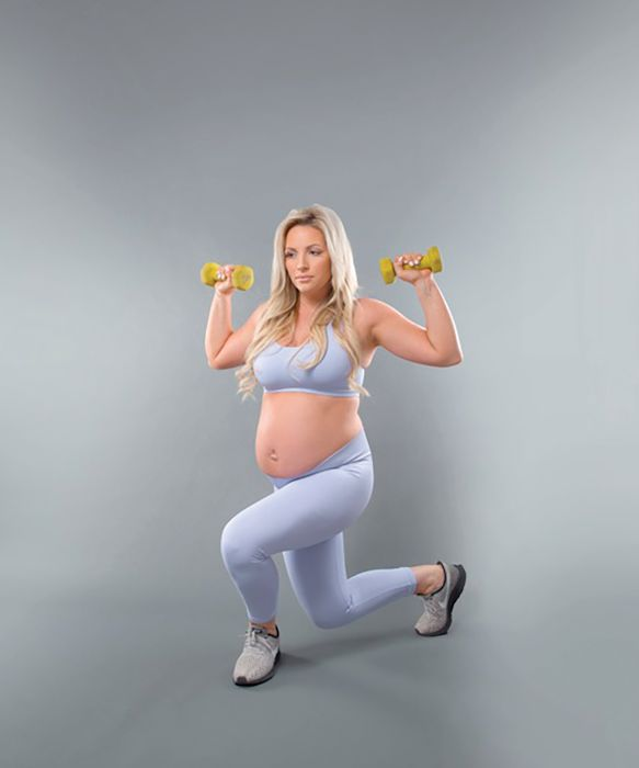 Fitness Yoga For Pregnancy