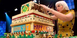 Lego Masters On Fox Brad Pitt