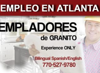 Trabajos Atlanta Templadores De Granito Instaladores Cocina