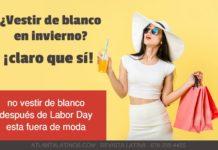 Vestir De Blanco En Invierno Nueva Moda