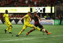 Atlutd Columbus Crew Atlanta United Photos