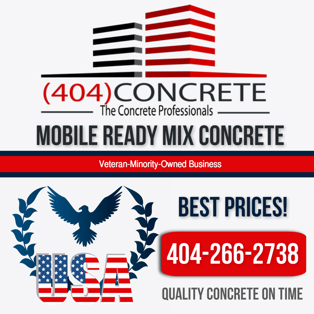 Atlanta Mobile Concrete Delivery