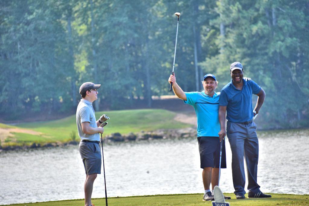 Namc Golf Tournament Stone Mountain Golf Club Technique Concrete Atlanta Latinos Magazine 0534