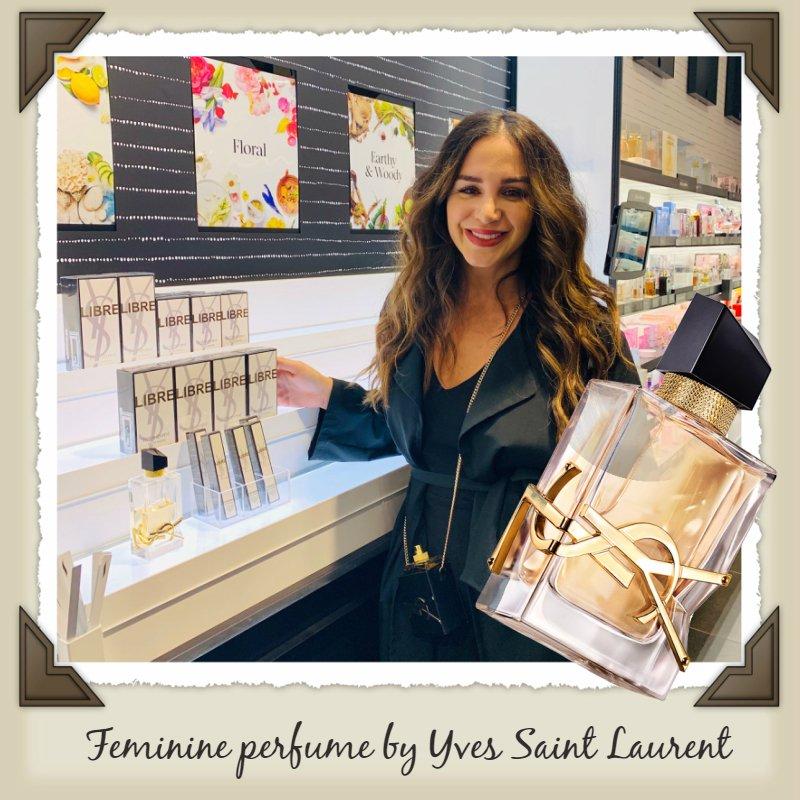 Sexiest Perfume Ysl Libre Feminine Fragrance Atlanta Sephora Perimeter Mall